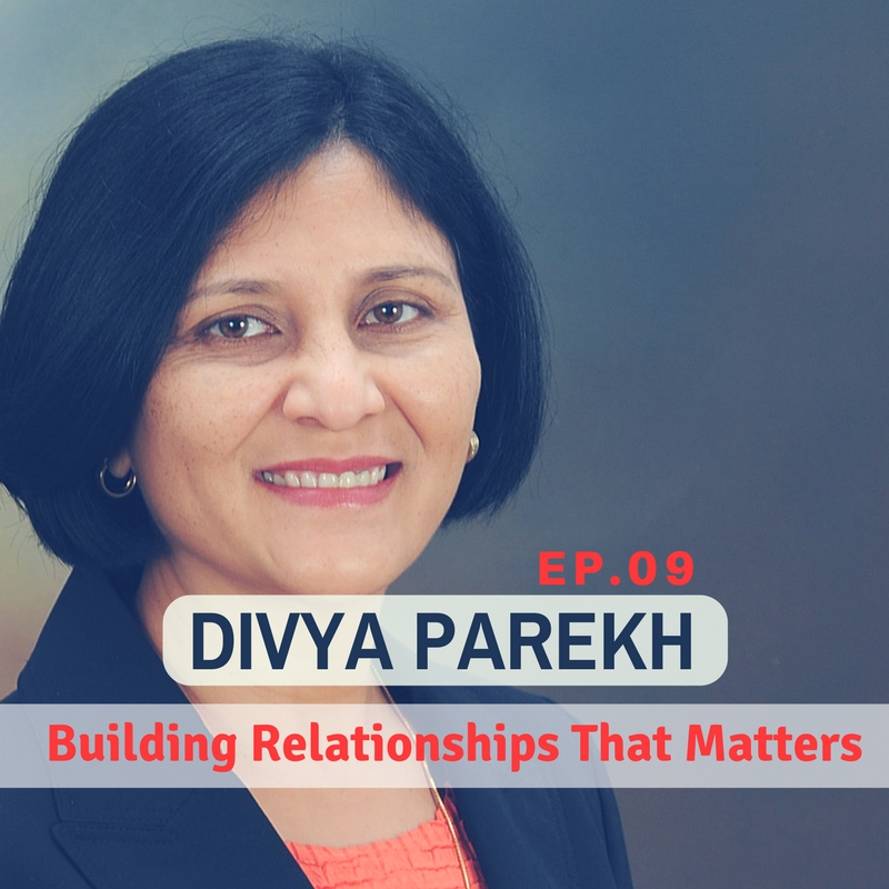 Divya parekh- The Inspiring Talk