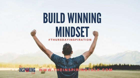 Build winning Mindset banner